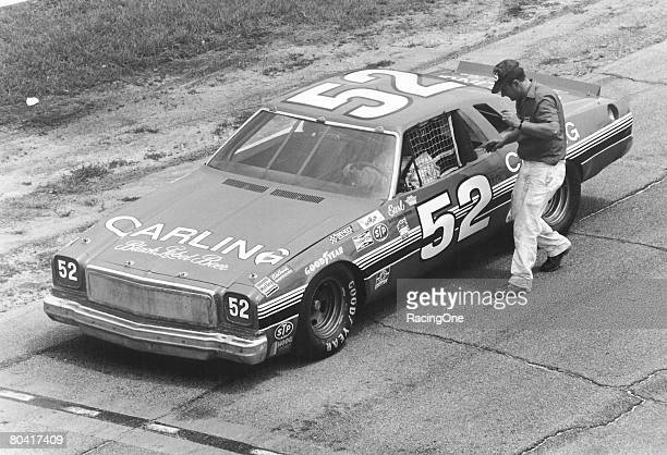 Canadian Earl Ross NASCAR Cup Series Rookie of the Year won the 1974 Old Dominion 500 at Martinsville Speedway in the Junior Johnson Chevrolet