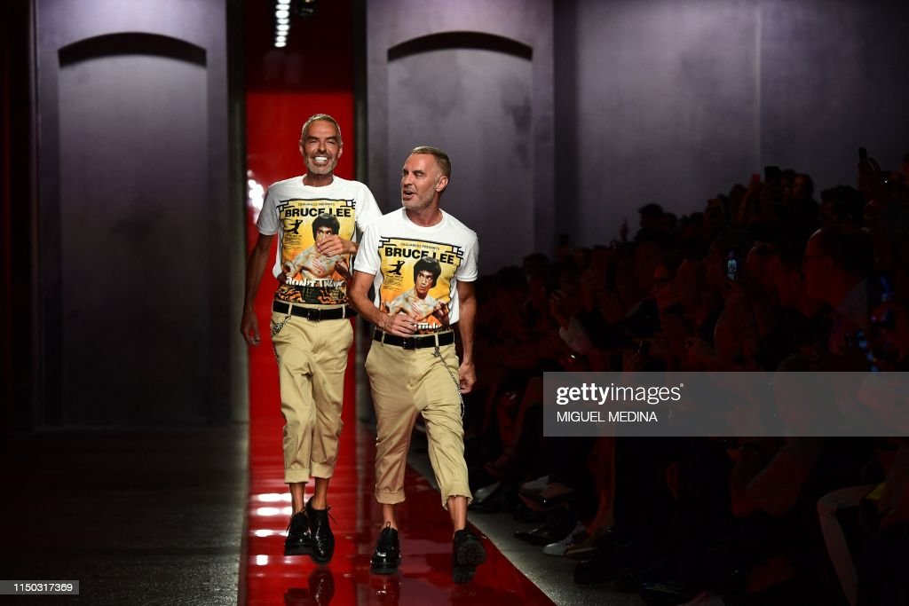 Canadian Fashion Designers Twin Brothers Dean And Dan Caten News Photo Getty Images