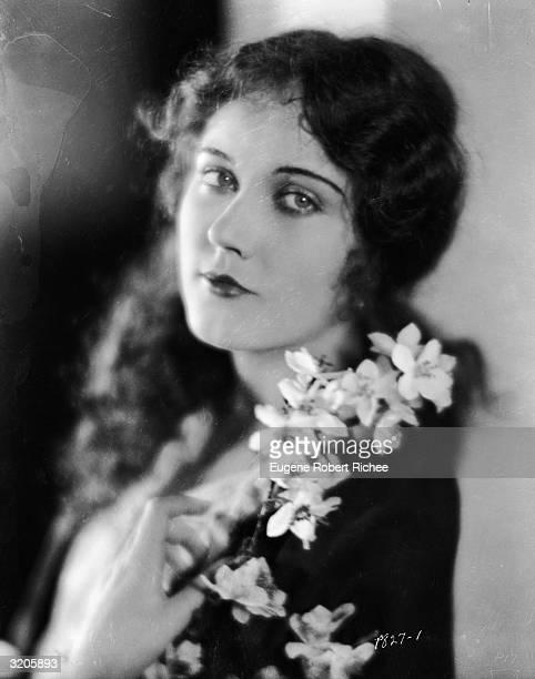 Canadian film star Fay Wray