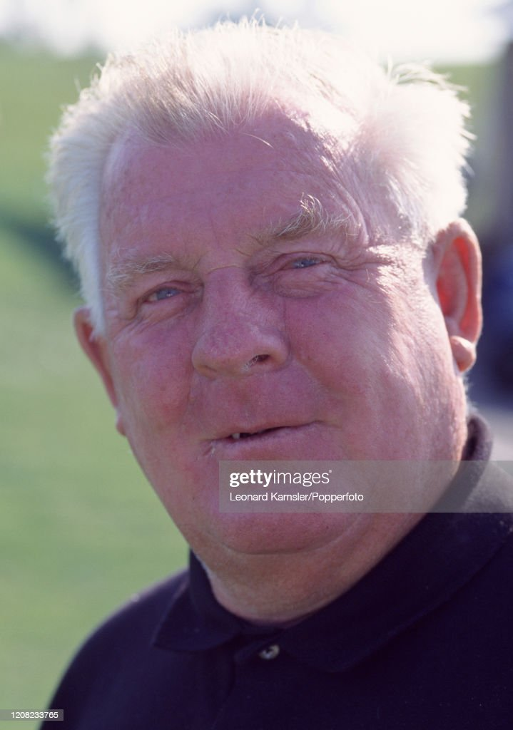 Moe Norman - Canadian Golfer : News Photo
