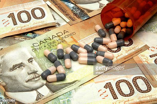 canadian healthcare - canadian currency stock pictures, royalty-free photos & images