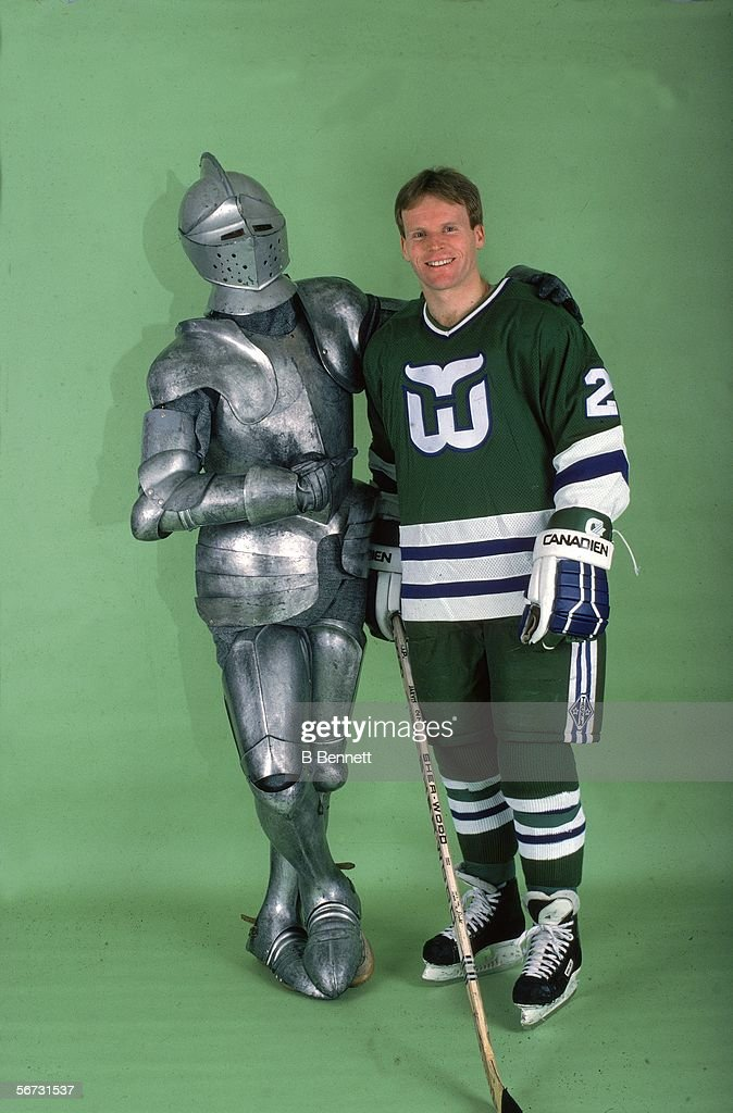 Doug Jarvis, NHL Ironman : News Photo