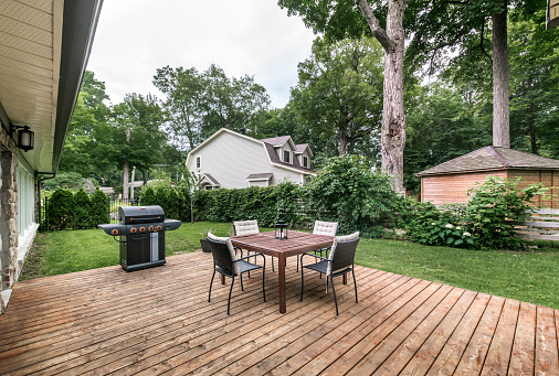 Canadian House in Beaconsfield, Island of Montreal 1163436766