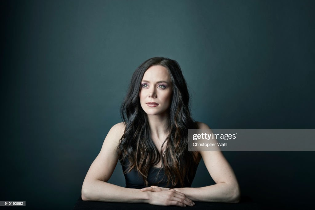 Tessa Virtue, The Kit, March 14, 2018 : News Photo