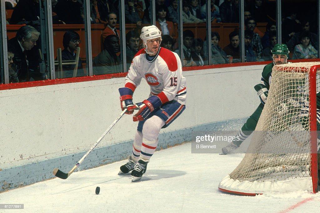 Bobby Smith On The Ice : News Photo