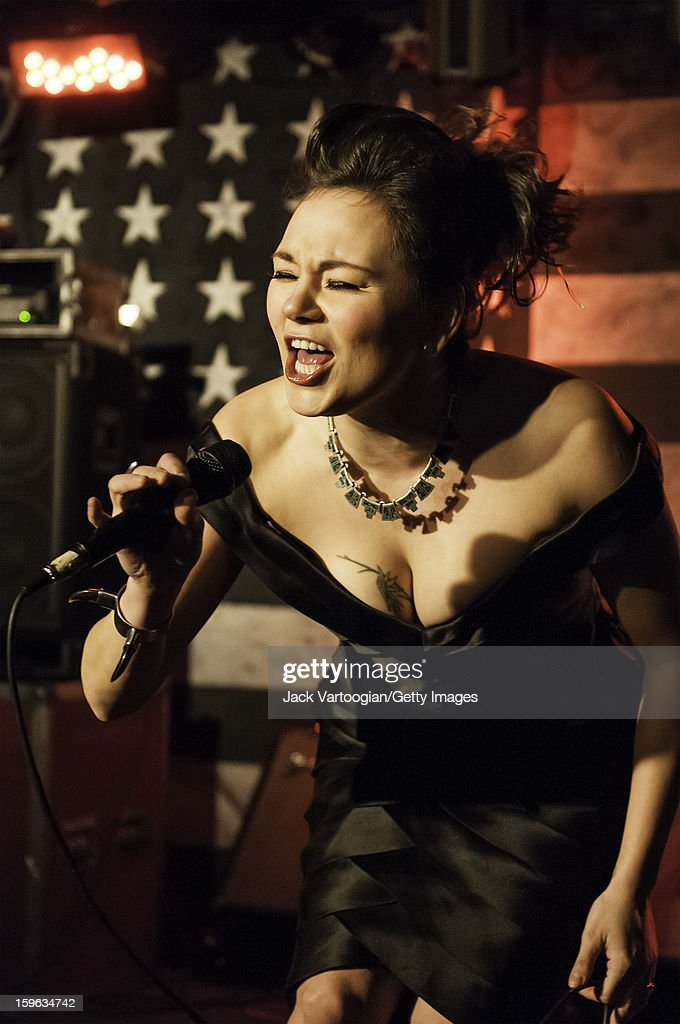 Tanya Tagaq At Webster Hall : News Photo