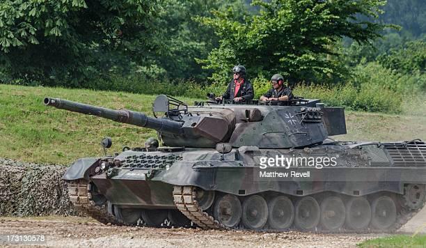 Canadian leopard tank Tankfest 2013 bovington tank museum