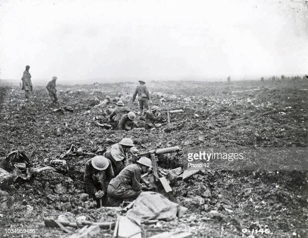 Canadian machine gun squad on Vimy Ridge 1917 The Canadian victory at the Battle of Vimy Ridge 912 April 1917 is considered by many as a defining...