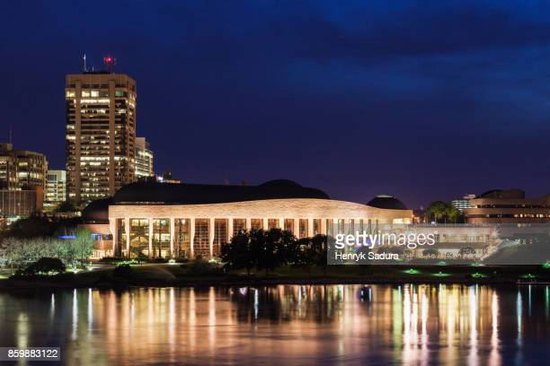 canadian museum of history in gatineau - gatineau stock pictures, royalty-free photos & images