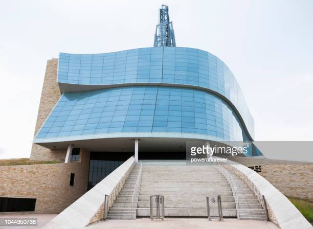 Canadian Museum of Human Rights in Winnipeg, Manitoba, Canada