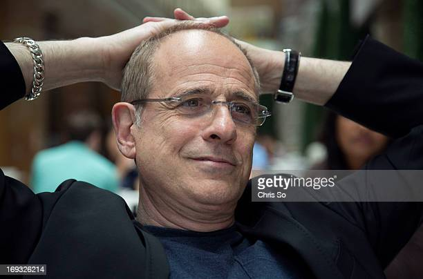 Canadian music producer Bob Ezrin is pictured at The Royal Conservatory of Music in Toronto Canada where he will be honored with an award His work...