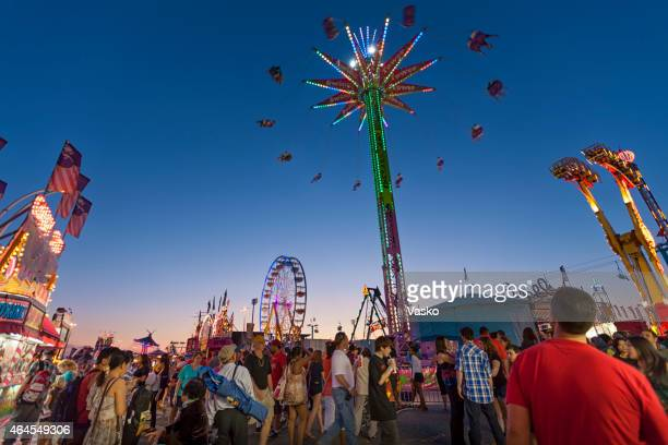canadian national exhibition - canadian national exhibition stock photos and pictures