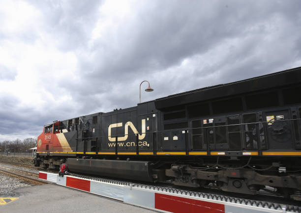 CAN: CN Rail Tops Rival With $30 Billion Offer For K.C. Southern