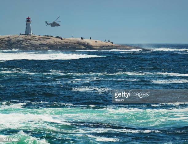 naval canadien - océan atlantique photos et images de collection
