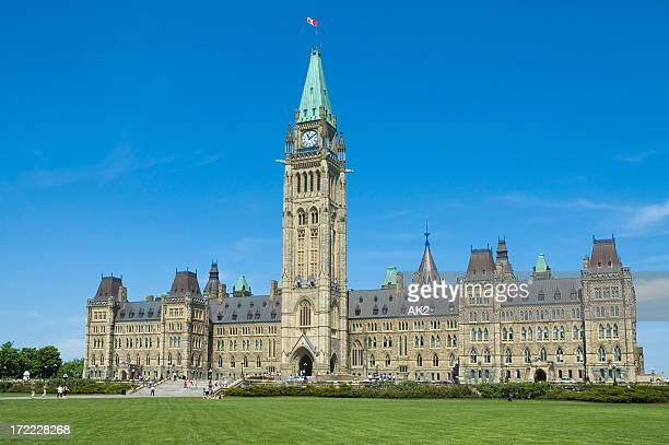 canadian parliament - prime minister stock pictures, royalty-free photos & images