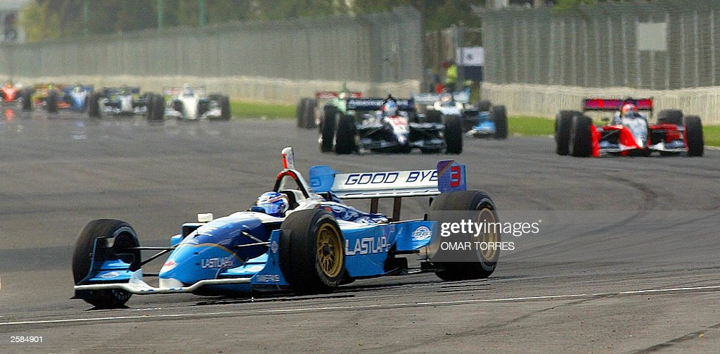 Canadian Paul Tracy, Ford/Lola Team take Pictures | Getty Images