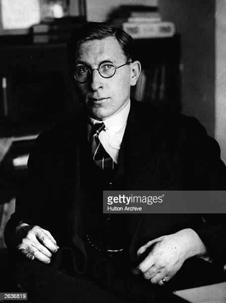 Canadian physician Dr Frederick Grant Banting who discovered insulin in 1921