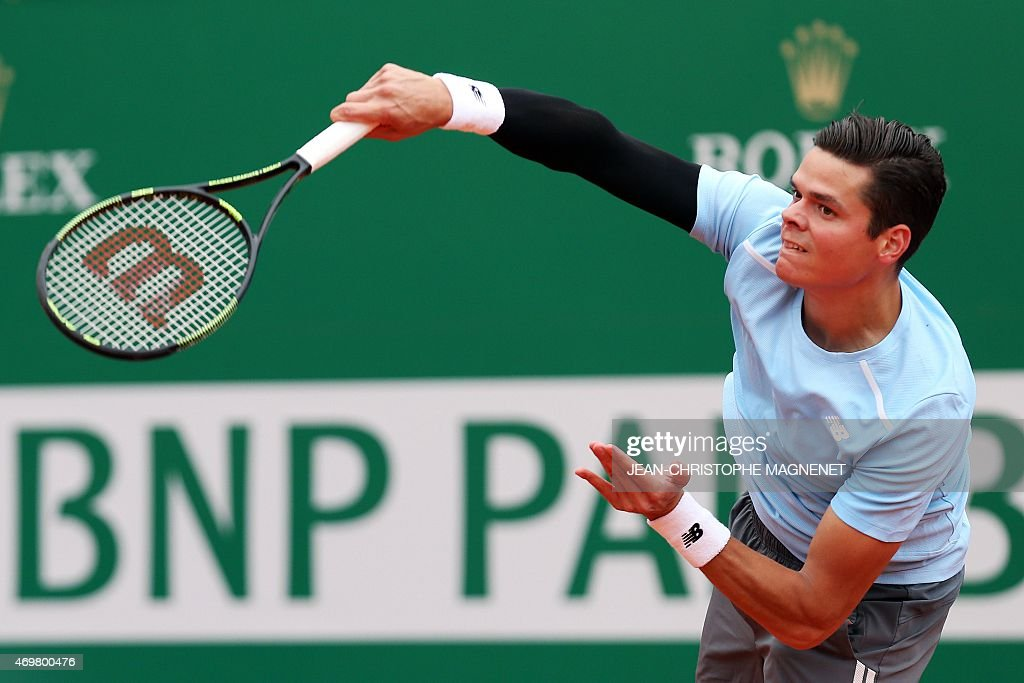 TENNIS-ATP-MON : News Photo