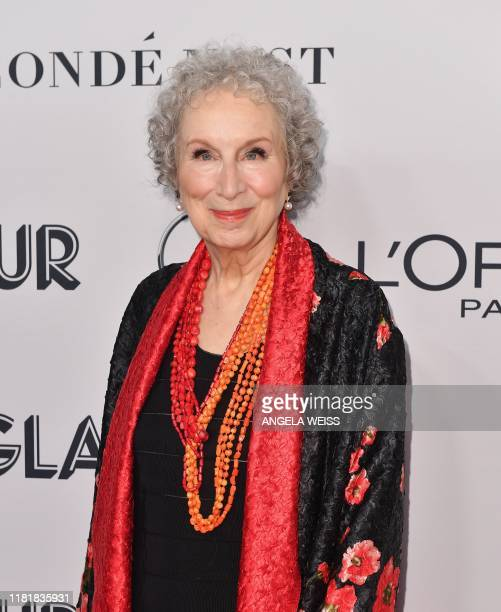 Canadian poet/author Margaret Atwood attends the 2019 Glamour Women Of The Year Awards at Alice Tully Hall Lincoln Center on November 11 2019 in New...