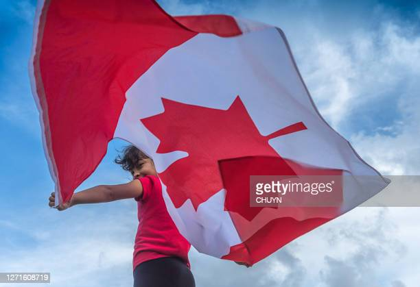 canadian pride - canada day stock pictures, royalty-free photos & images