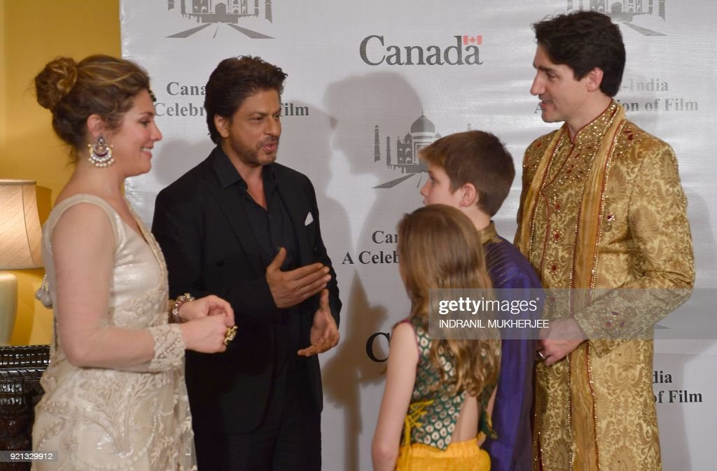 INDIA-CANADA-DIPLOMACY-BOLLYWOOD : News Photo