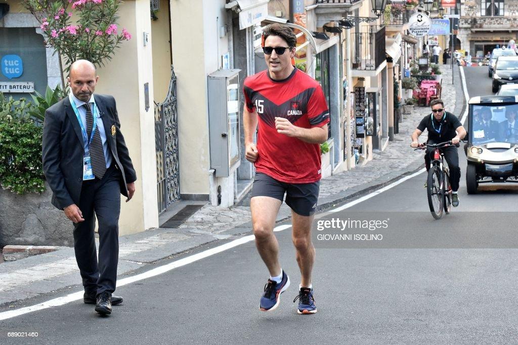 G7-SUMMIT-ITALY : News Photo