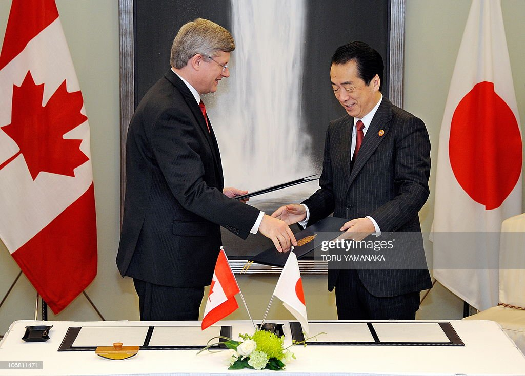 Canadian Prime Minister Stephen Harper Pictures Getty Images