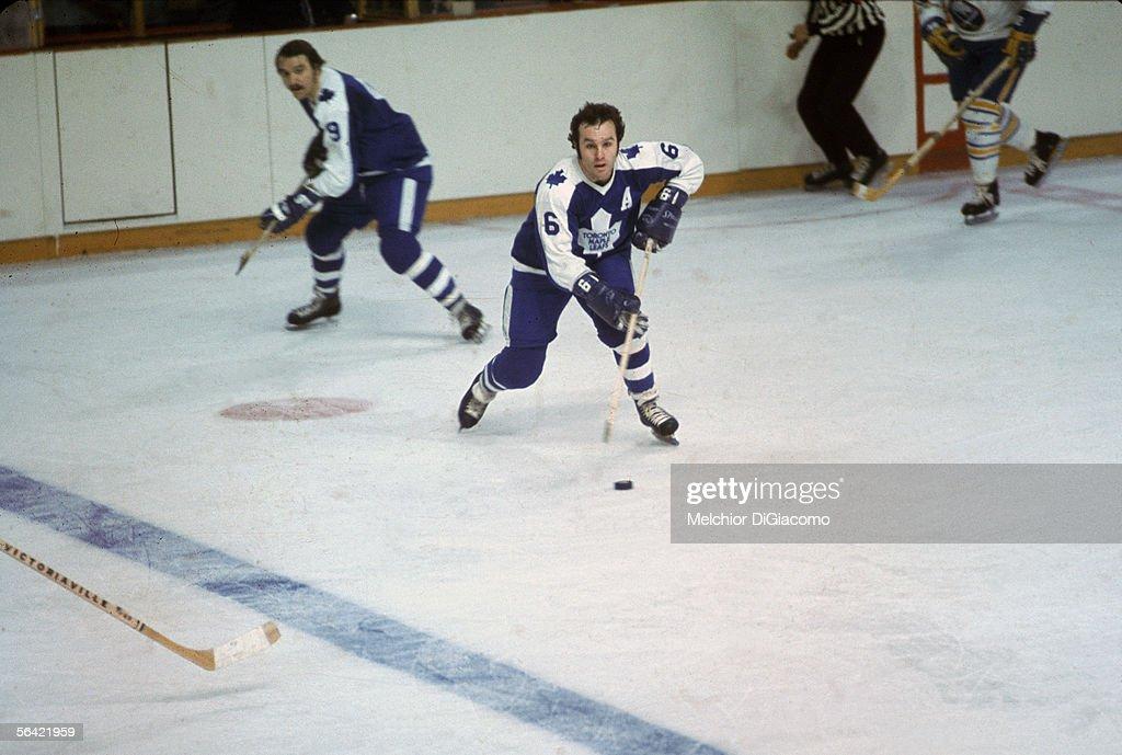 wholesale dealer 8c809 7d413 Canadian pro hockey player Ron Ellis of the Toronto Maple ...