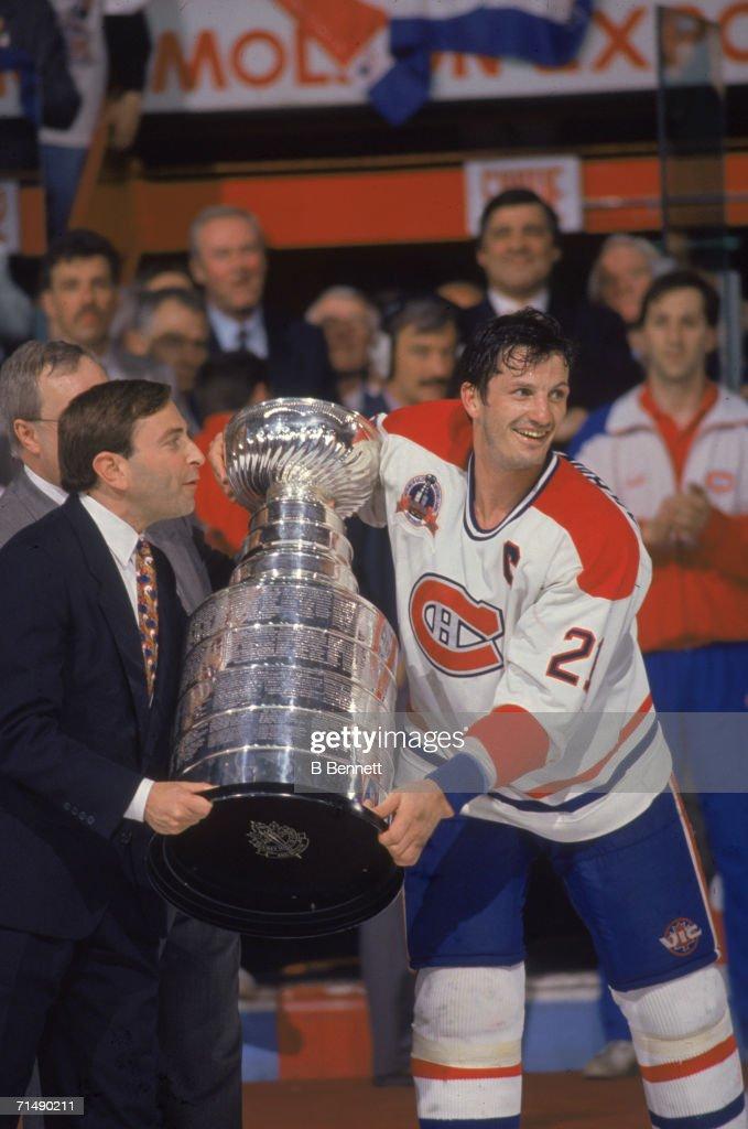 Stanley Cup Celebration : News Photo