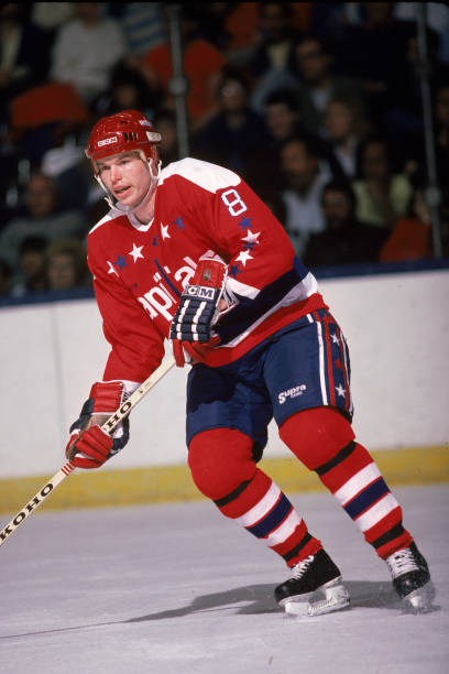 Larry Murphy On The Ice Pictures  7e590342cb3