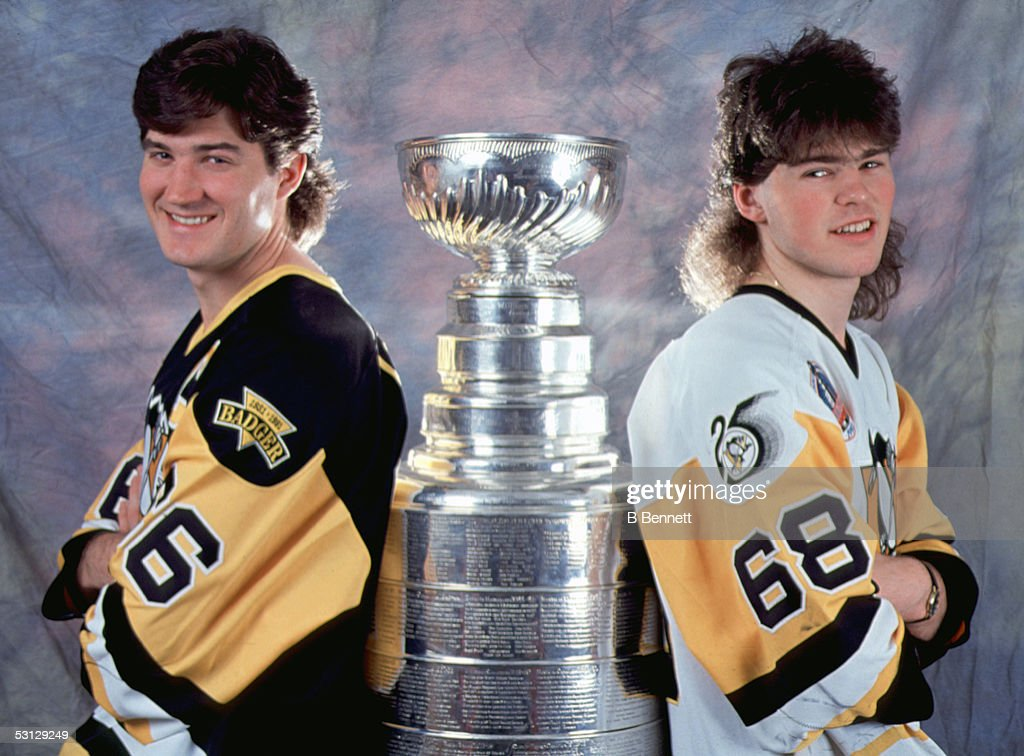 Jagr Shots - A Look At Jaromir Jagr's Team Headshots
