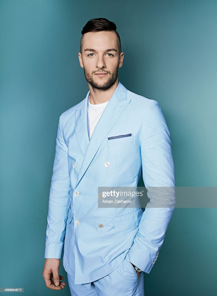Jonathan Bernier, Elle Canada Man, April 1, 2015