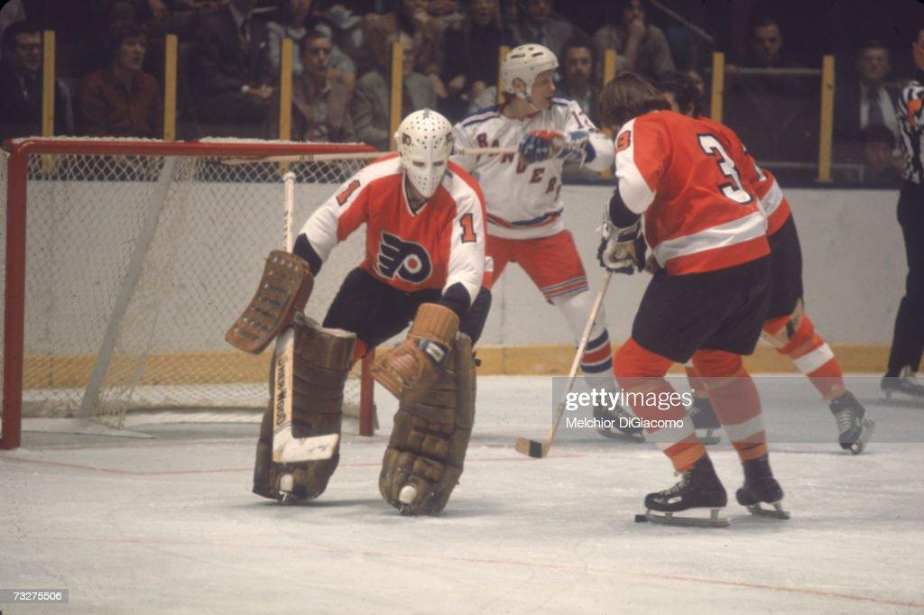 Golden Age Of Ice Hockey : News Photo