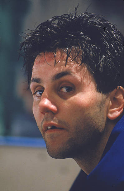 Doug Gilmour Of The Blues