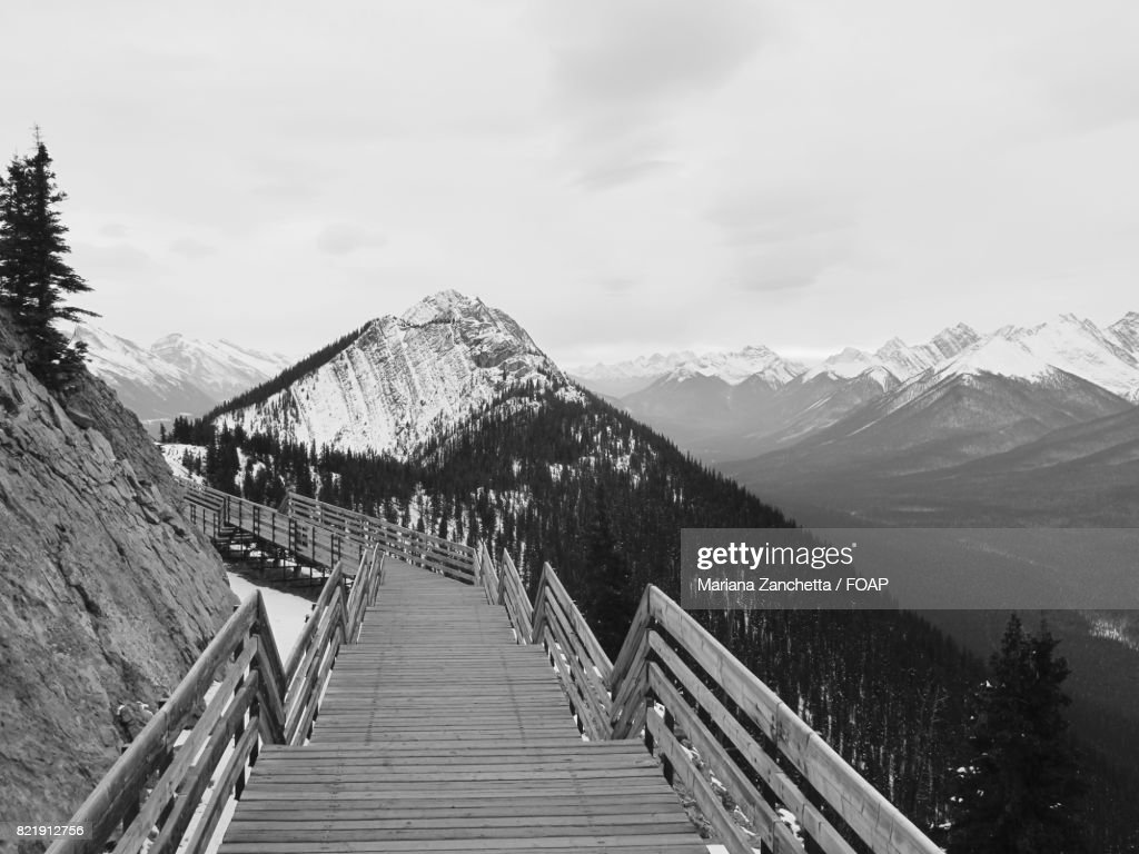 Canadian rocky mountains : Stock Photo