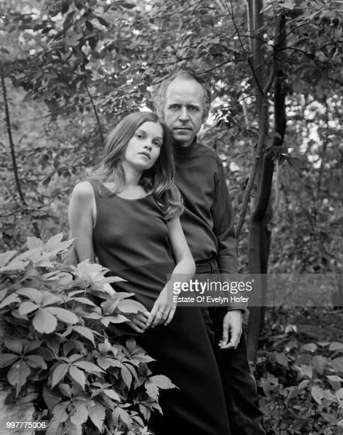 Canadian screenwriter Paul Almond and Canadian actress Geneviève Bujold USA 1970