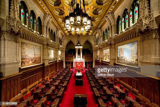Canadian Sentate Chambre
