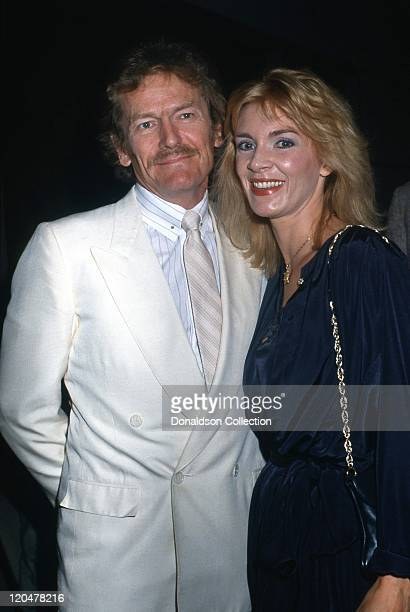 Canadian singer and songwriter Gordon Lightfoot attends an event circa 1990 in Los Angeles California
