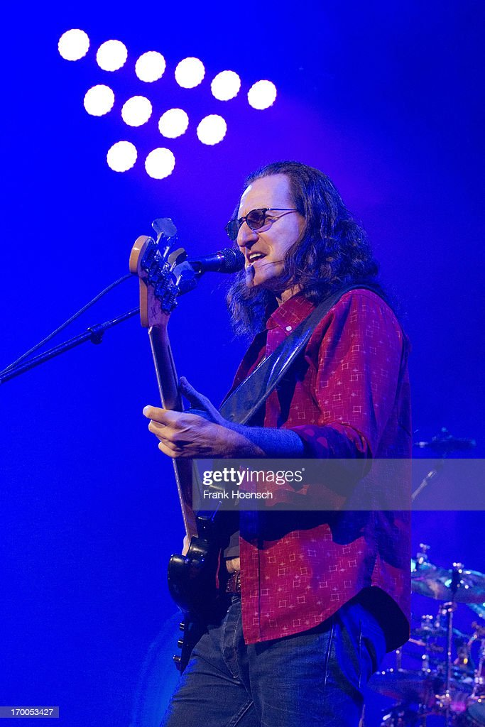 Rush Perform In Berlin