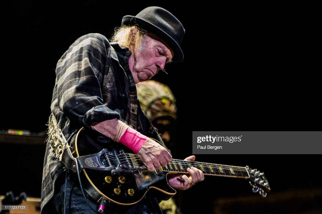 Neil Young At Ziggo Dome 2019 : News Photo