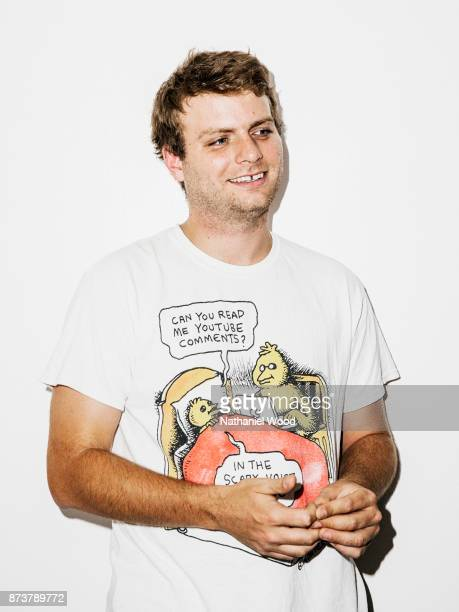 Canadian singersongwriter Mac Demarco is photographed for GQcom on May 2 2017 in Los Angeles California