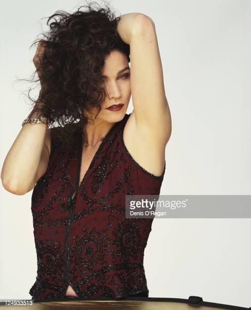 Canadian singersongwriterAlannah Myles circa 1990