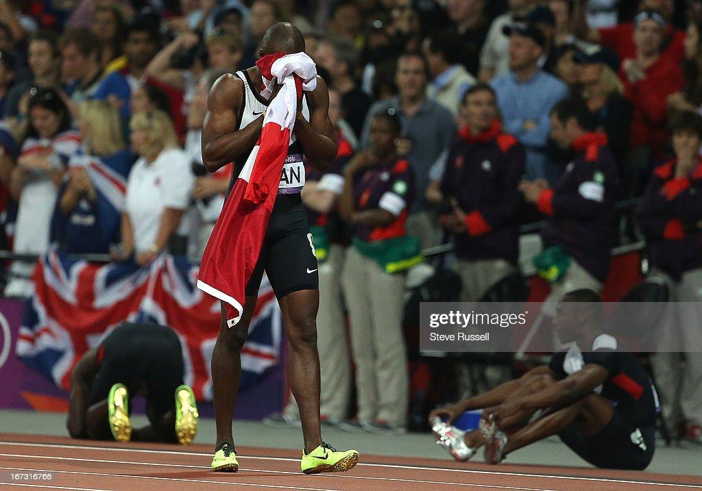 2012 London Summer Olympics : News Photo