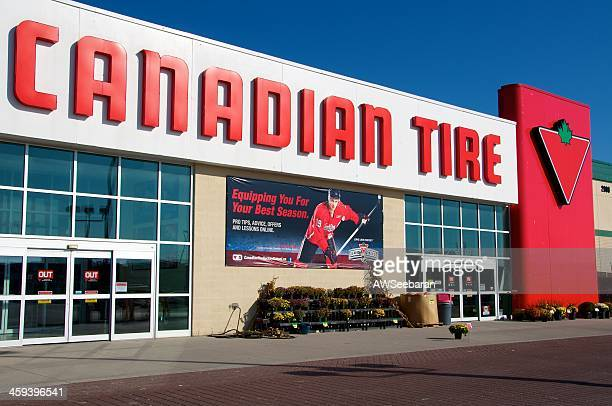 canadian tire store - canadian culture stock pictures, royalty-free photos & images