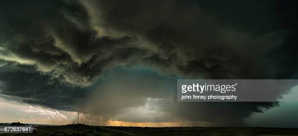 Canadian wall cloud TX