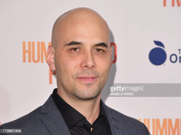 Canadian writer/director Kim Nguyen attends the 'The Hummingbird Project' New York screening at Metrograph on March 11 2019 in New York City