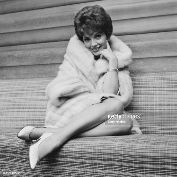CanadianAmerican actress and dancer Ruta Lee London UK 16th March 1964