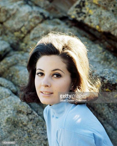 CanadianAmerican actress Barbara Parkins circa 1965