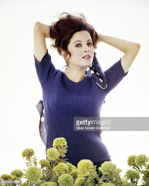 CanadianAmerican actress Barbara Parkins circa 1970