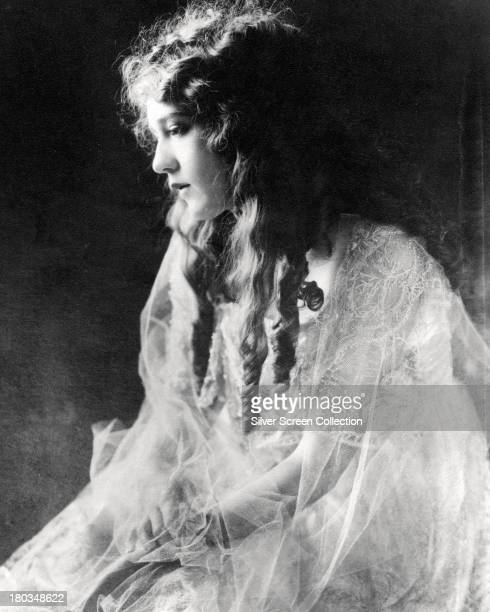 CanadianAmerican actress Mary Pickford circa 1915